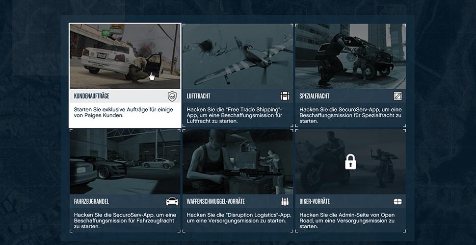 GTA 5 Online Terrorbyte missionen starten