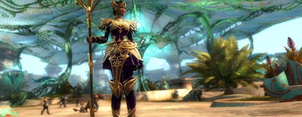 Diese neue Rüstung kriegt nur, wer Guild Wars 2 seit Release spielt
