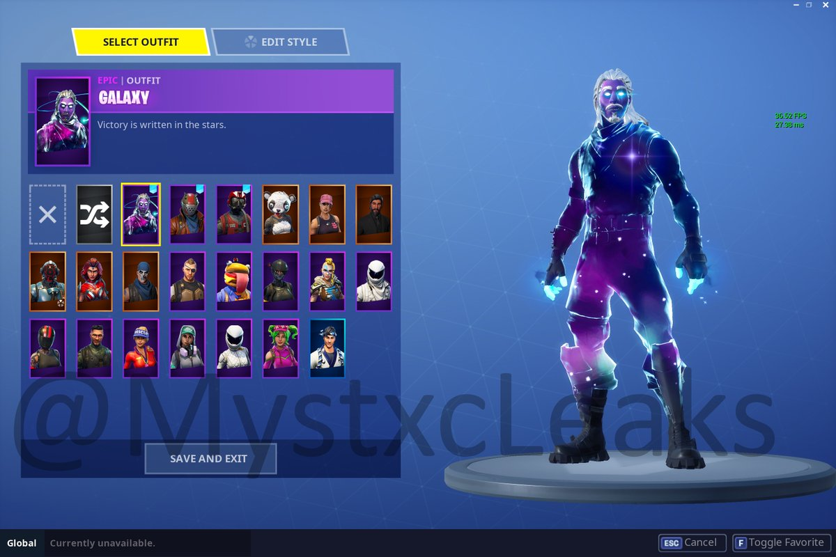 How To Get The Fortnite Galaxy Skin For Free - Projectdetonate com