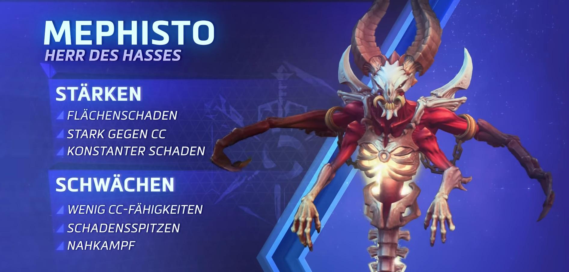 HotS Mephisto Character Sheet