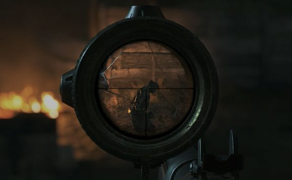 Hunt Showdown scope titel
