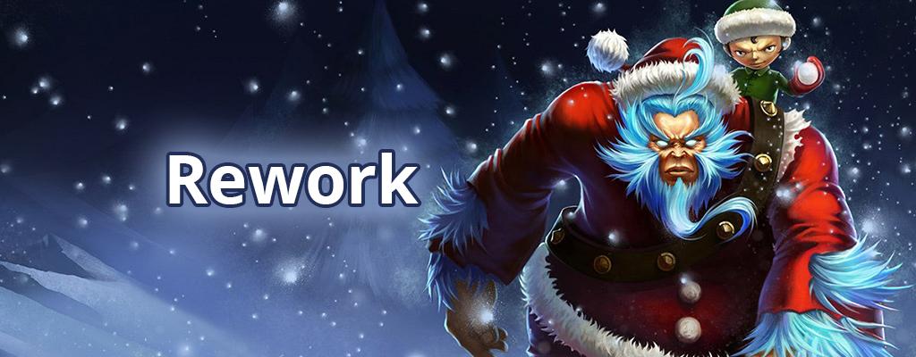 League of Legends zeigt Rework von Nunu – Aus Versehen