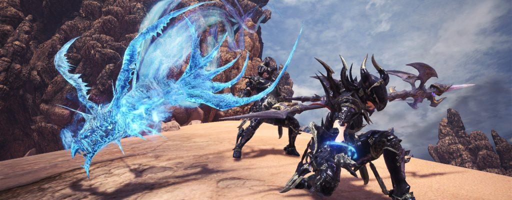 Monster Hunter World: So farmt Ihr die OP-Rüstung des Behemoth solo