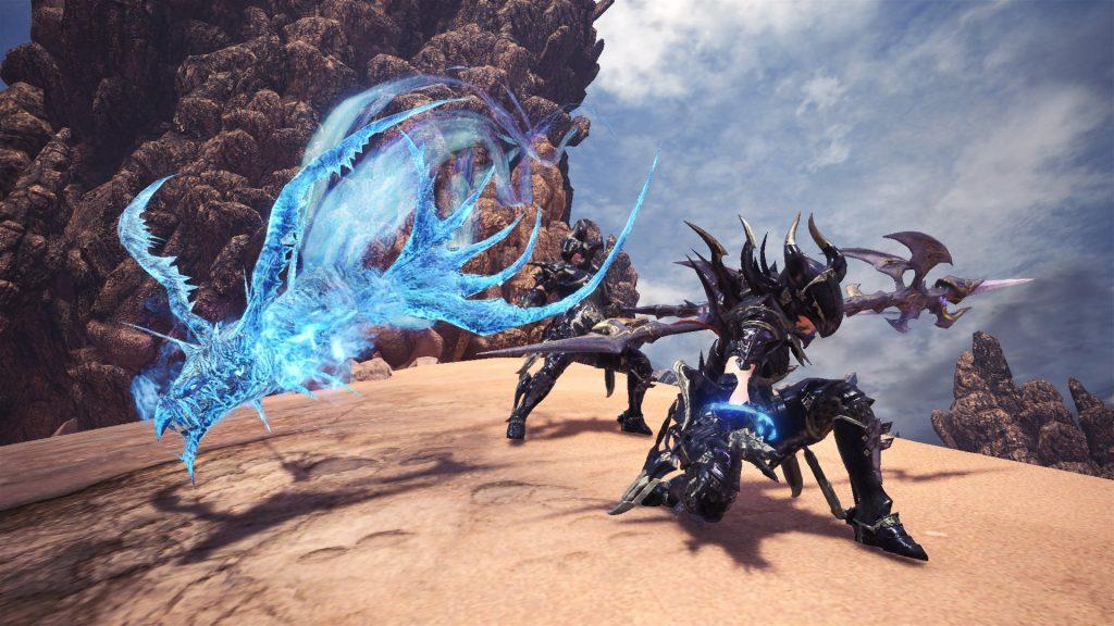 Monster-Hunter-World-Dragoon-Rüstung