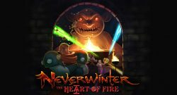 Neverwinter Heart of Fire Artwork