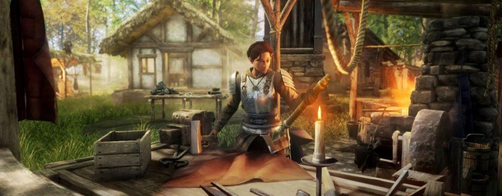2 Stunden geheimes Gameplay aus MMORPG New World geleakt