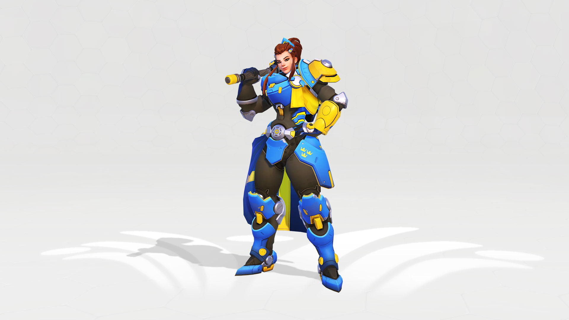 Overwatch Brigitte The Kronor Epic