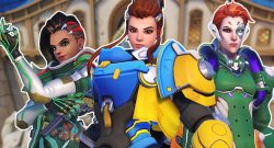 Overwatch Characters Summer Games 2018