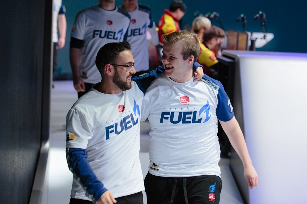 Overwatch League Harryhook und Taimou