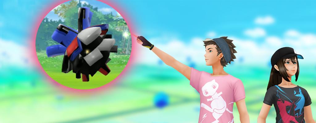Pokémon GO: Lustiger Glitch verwandelt Pokémon in PokéBälle