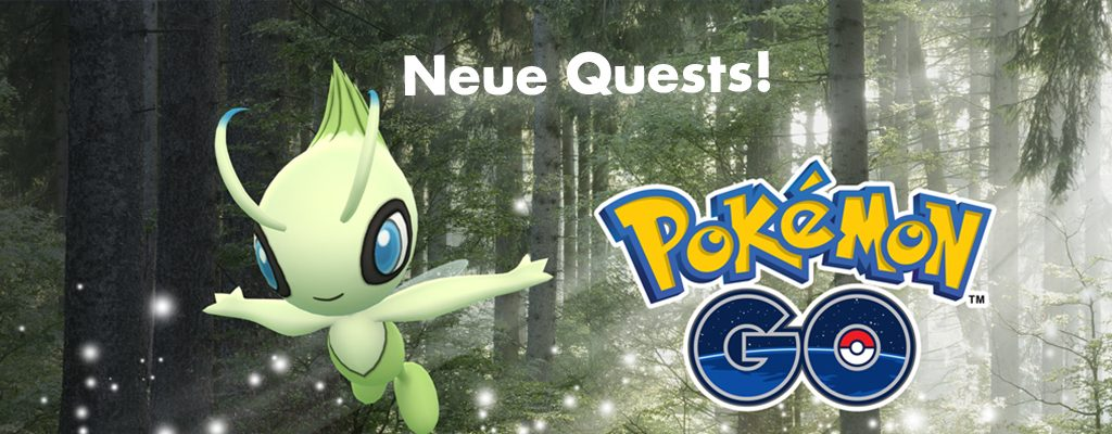 Pokémon GO Celebi Titel Quests