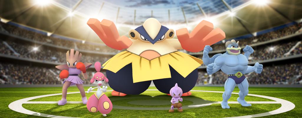 Pokémon GO Kampf-Teams Titel