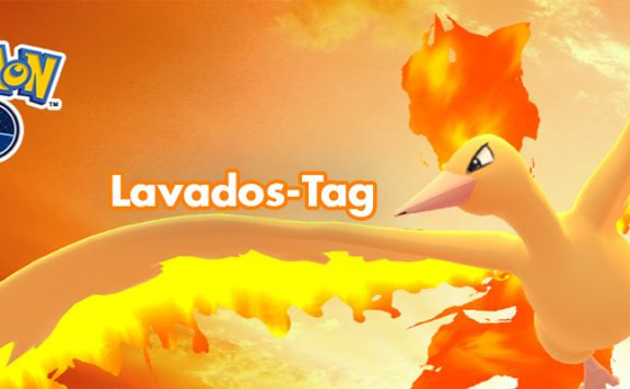Pokémon GO Lavados Tag