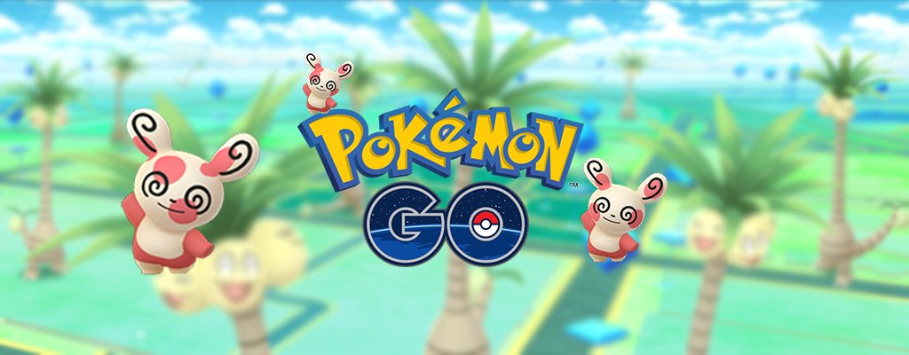 Pokémon GO Pandir Titel