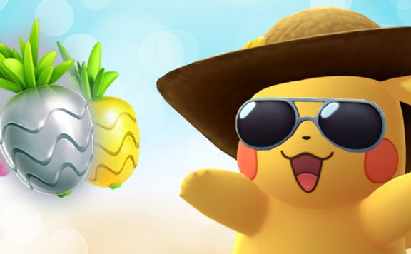 Pokémon GO Silberne Beere