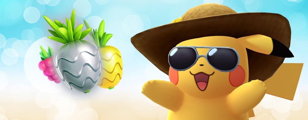 Pokémon GO bekommt silberne Sananabeere – So stark sind ihre Boni