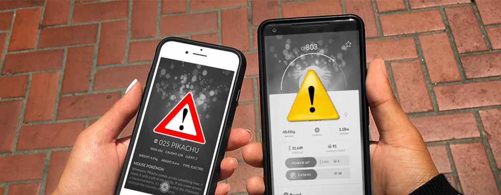 Pokémon GO startet nicht, Update bringt Probleme für iOS und Android
