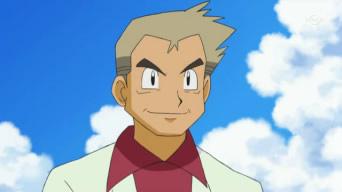 Pokémon GO Professor Eich