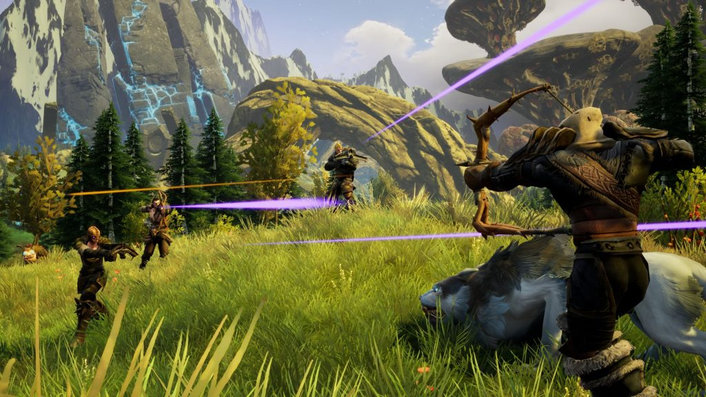 PvP in Rend