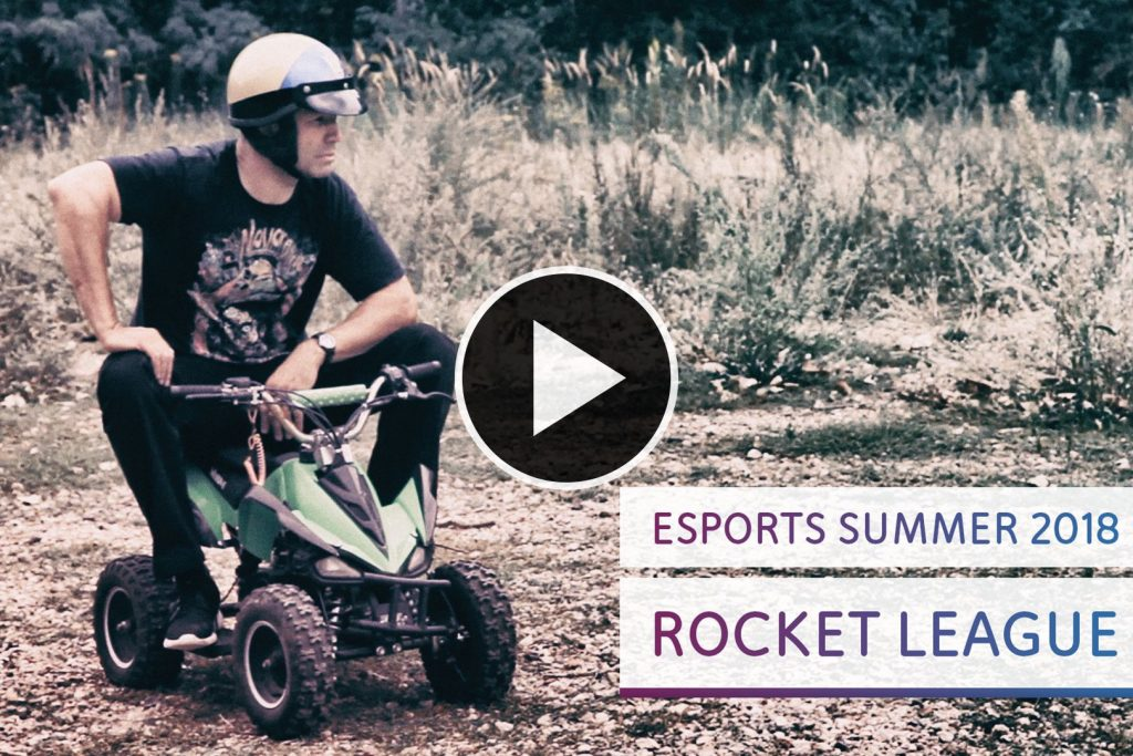 RocketLeague Playbutton