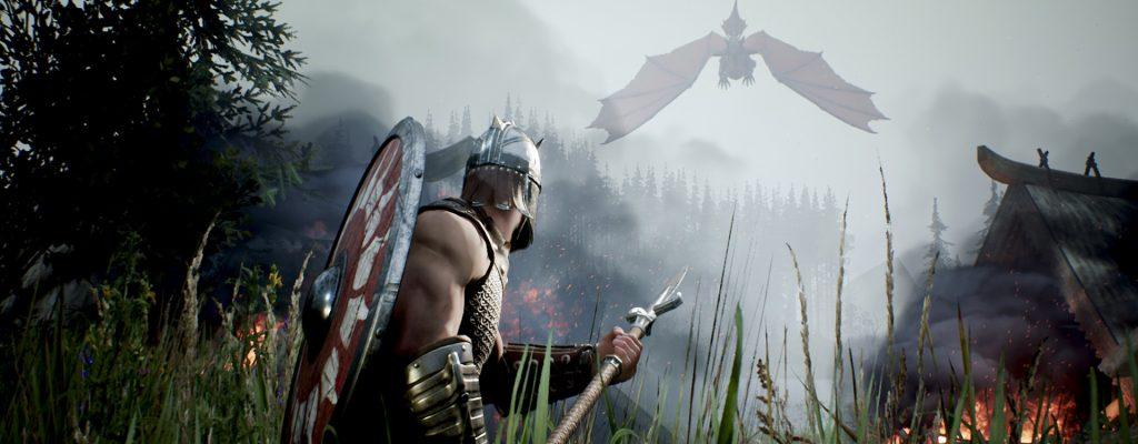 Ein neues MMORPG im Wikinger-Setting kommt auf Steam