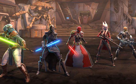SWTOR Galactic Legend Screenshot