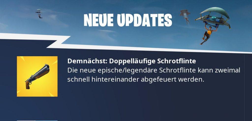 Schrotflinte-Fortnite