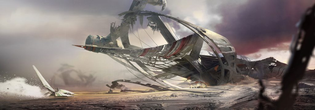 project c artwork ship