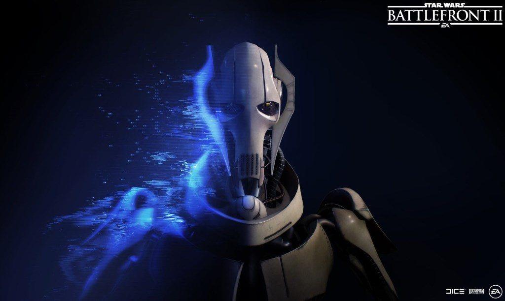 Star Wars Battlefront 2 Grievous