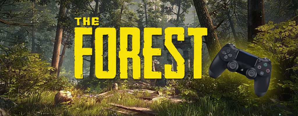 The Forest PS4 Titel