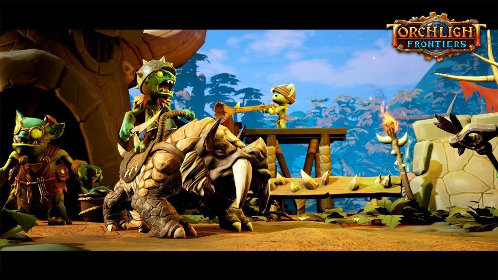 Torchlight Screenshot Goblins