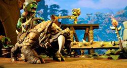Torchlight Screenshot Goblins Titel