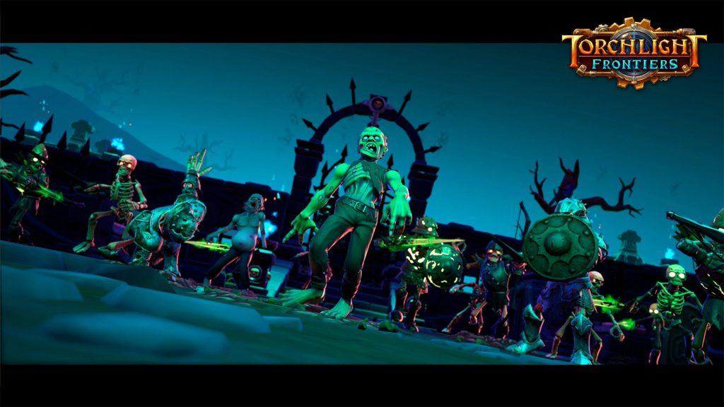 Torchlight Screenshot Zombies