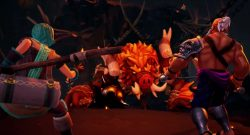 Torchlight Trailer Screenshot Feuersau