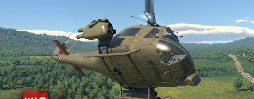 War Thunder hat jetzt Helikopter, so könnt ihr sie spielen