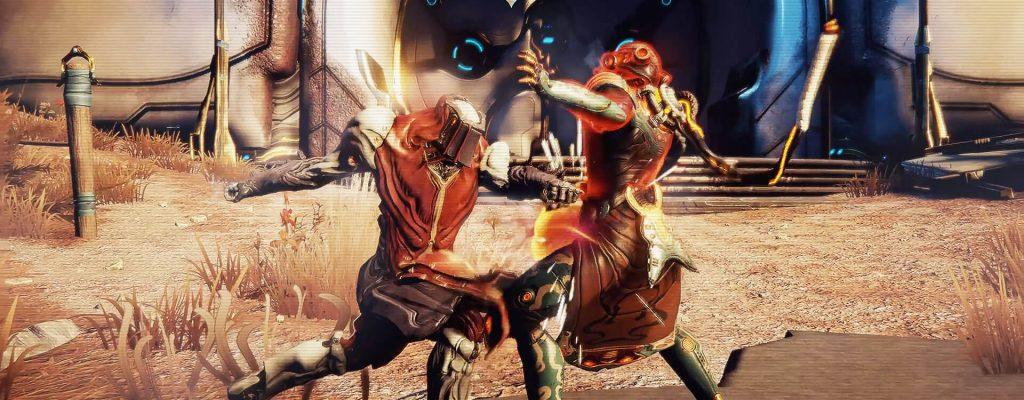 Beliebter Street-Fighter-Modus von Warframe ist jetzt auf PS4 und Xbox