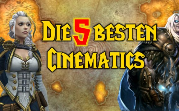 WoW 5 beste cinematics title