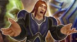 WoW Asking Human Battle for Azeroth title