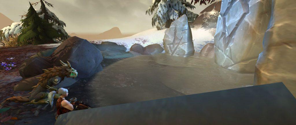 WoW BfA Screenshot Anspieltest Drustvar Druiden an Quelle