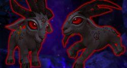 WoW Demon Goat title