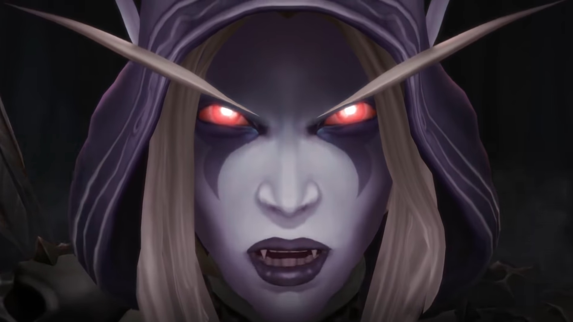 WoW Lordaeron Sylvanas Banshee mode activate