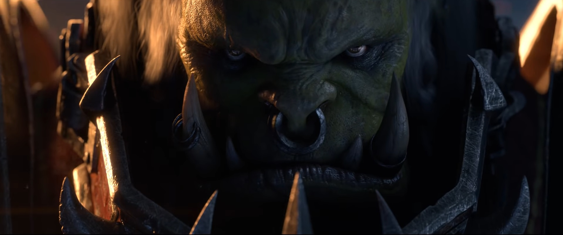WoW Saurfang Cinematic title 1