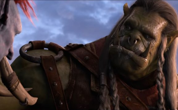 WoW Saurfang Cinematic title 4