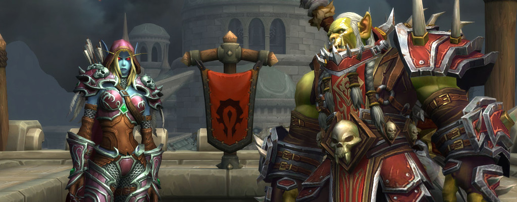 WoW Siege of Undercity Sylvanas Saurfang title