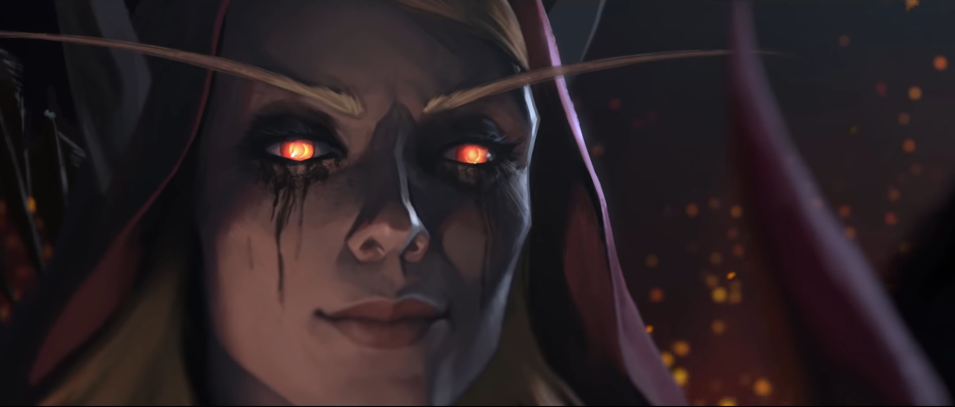 WoW Sylvanas Warbringer Screen 4