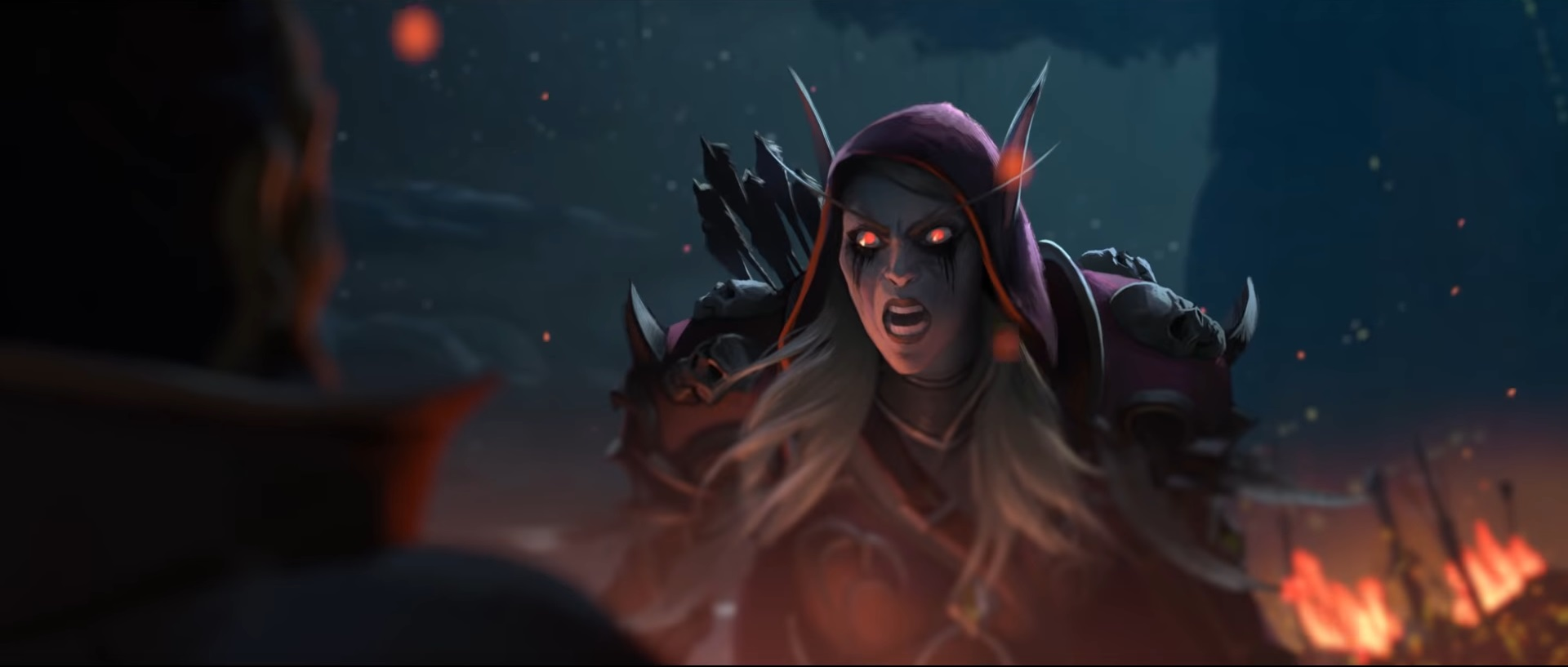 WoW Sylvanas Warbringer Screen 8