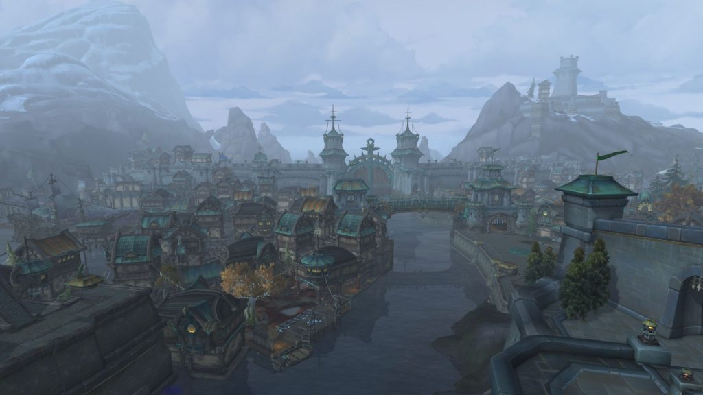 WoW bfa boralus screenshot