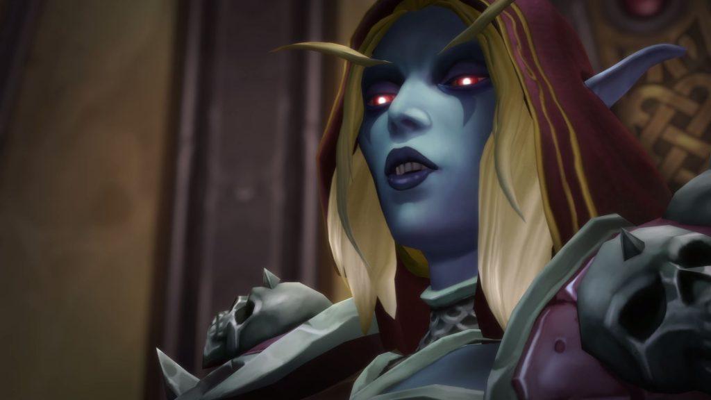 World-Of-Warcraft-Screenshot-WoW-Sylvanas