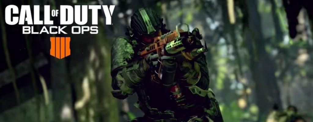 Call of Duty: Black Ops 4 – Laut Händler-Listung 100 Spieler in Blackout