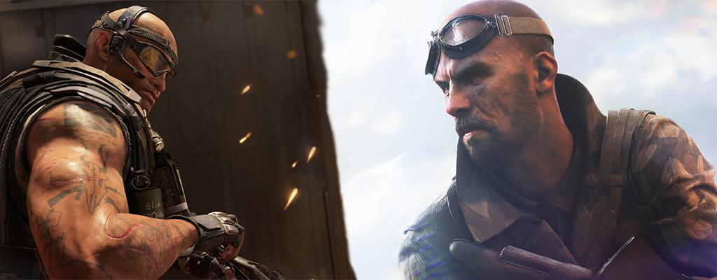 Call of Duty: Black Ops 4 scheint 2018 weit vor Battlefield V zu liegen